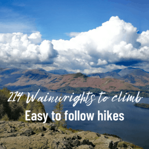 214 Wainwrights to climb by True Freedom Seekers in the Lake District