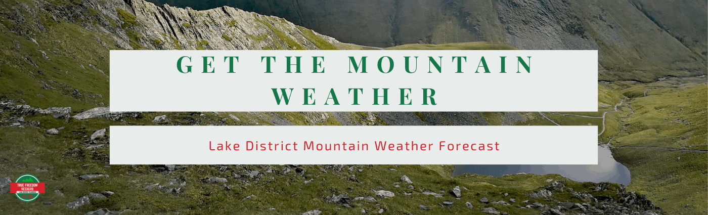 Lake District mountain weather for 214 Wainwrights