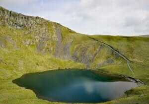 Blencathra and Scales Tarn