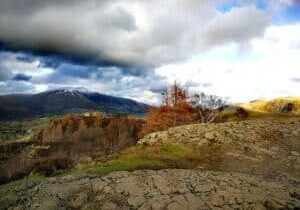 Walla Crag in the Lake District, one of 214 Wainwrights